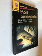J'AI LU NOIR MYSTÈRE  Mort Accidentelle  Anne CASSIDY  189 Pages  Tbe - Books, Magazines, Comics