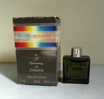 """Miniature """"LE 3ème HOMME"""" De CARON Eau De Toilette 5 Ml Dans Sa Boite - Mignon Di Profumo Moderni (a Partire Dal 1961)"""