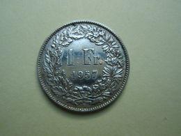 2 Francs 1969 Helvétia. Argent - Silver - Suisse