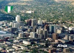Nigeria Abuja Aerial View New Postcard - Nigeria