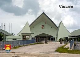 Kiribati South Tarawa Parliament New Postcard - Kiribati