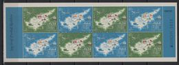 Cyprus (2020) - Booklet -  /  Ships - Train - Lighhouses - Phares - Locomotives - Europe CEPT Europa - Trains