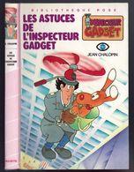 """Bibliothèque Rose - FR3 - Jean Chalopin - Georges Chaulet - """"Les Astuces De L'inspecteur Gadget"""" - 1984 - Bibliotheque Rose"""