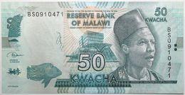 Malawi - 50 Kwacha - 2018 - PICK 64e - NEUF - Malawi