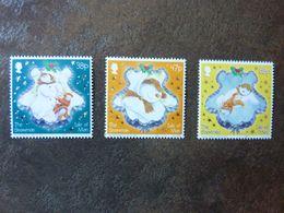 2003  Christmas   SG =  1113 / 1115   ** MNH - Man (Insel)