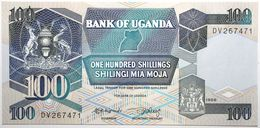 Ouganda - 100 Shillings - 1988 - PICK 31b - NEUF - Uganda