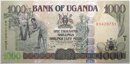 Ouganda - 1000 Shillings - 2009 - PICK 43d - NEUF - Uganda