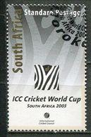 Südafrika South Africa Mi# 1418 Gestempelt(FDC/SST)/used/CTO - Cricket - South Africa (1961-...)