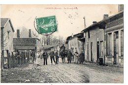 COOLUS (Marne) - La Grande-Rue - Altri Comuni