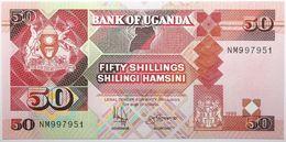Ouganda - 50 Shillings - 1998 - PICK 30c.4 - NEUF - Uganda