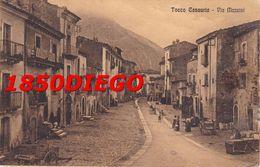 TOCCO CASAURIA - VIA MAZZINI VIAGGIATA F/PICCOLO ANIMAZIONE - Pescara