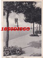 PESCARA - MONUMENTO AI CADUTI F/GRANDE VIAGGIATA 1940 ANIMATA - Pescara