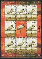 Montenegro (2017) - MS -  /  Aves - Birds - Oiseaux - Vogel - Oiseaux