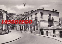 MURO LUCANO - CORSO G. MARCONI F/GRANDE VIAGGIATA 1958 ANIMATA - Potenza
