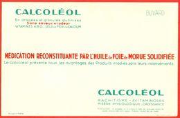 Buvard CALCOLEOL - Droguerías