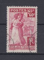 France Y&T  N °401 Valeur  6.00 Euros Oblitéré - Gebraucht
