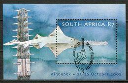 Südafrika South Africa Mi# Block 90 Gestempelt(FDC/SST)/used/CTO - Fauna Fish - South Africa (1961-...)