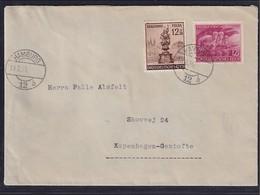 DR., Auslandbrief Mit Mi.-Nr, 886 + 908, Europatarif, Zensiert. - Unclassified