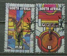 Südafrika South Africa Mi# 1469-70 Gestempelt(FDC/SST)/used/CTO - Christmas - South Africa (1961-...)