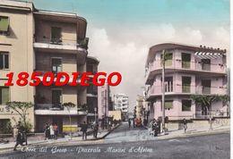 TORRE DEL GRECO - PIAZZALE MARTIRI D' AFRICA F/GRANDE VIAGGIATA 1967 ANIMATA - Torre Del Greco