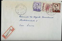 Doc. De KOEKELARE - A A - Du 18/08/72  En Rec.  (E) - Marcophilie