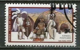 Südafrika South Africa Mi# 1511 Gestempelt(FDC/SST)/used/CTO - Shaka King Of The Zulus - South Africa (1961-...)