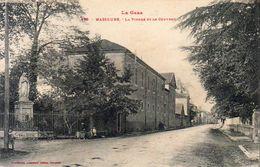 D32  MASSEUBE  La Vierge Et Le Couvent - Autres Communes