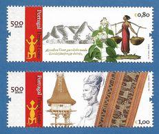 Portugal  2015  Mi.Nr. 4096 / 4097, 500 Anos Timor-Leste - Compl.Satz - Postfrisch / MNH / (**) - Ungebraucht