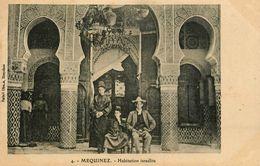 Judaica * Mequinez * Habitation Israélite * Judaisme Juif Jew Jewish Jud Juden Juifs Juives Juive * Meknes Maroc - Giudaismo