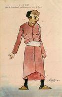Judaica * Le Juif * Illustrateur R. Tugot * Judaisme Jew Jewish Jud Juden Juifs Juives Juive * 1912 - Giudaismo