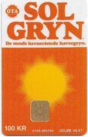 Denmark - Danmønt - Sol Gryn - DD105 - 100Kr. Exp. 09.1997, 4.942ex, Used - Danemark