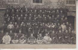 CARTE PHOTO - Janvier Avril 1909 - VILLENEUVE SAINT GEORGES - - Villeneuve Saint Georges