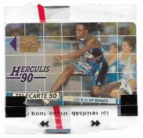 Monaco - MF6 - Herculis '90 - Gem1A Symm. Black, 06.1990, 50Units, 20.000ex, Used - Monaco