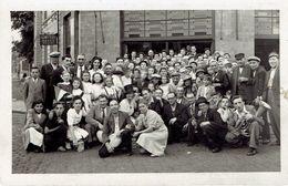 Bois-d'Haine : Photo De Groupe Avec Musiciens (à Situer = Lieu ? Caudia ? Années 1950/60 ?) - Luoghi