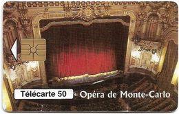 Monaco - MF46 (003) - Opéra De Monte-Carlo - Gem1B Not Symm. Red, Cn. B77xxx003, 07.1997, 50Units, 52.000ex, Used - Monaco