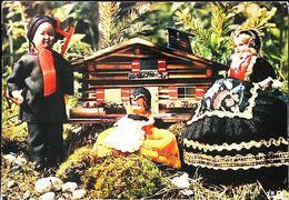 Savoie  Poupée Doll  Chalet - Dolls