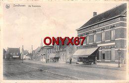ZANDHOVEN-SANTHOVEN (Belgique-Belgïe-Anvers) De Tramstatie Station Du Tramway Edition NELS 2 SCANS - Zandhoven