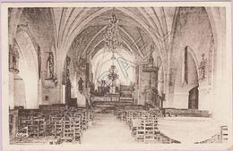 Saint-Sorlin-en-Bugey (01) - Intérieur De L'Église - France