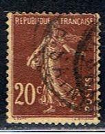 4F 010 // YVERT 139 // 1907-24 - Francia