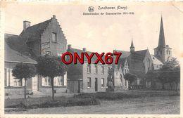 ZANDHOVEN-SANTHOVEN (Dorp) (Belgique-Belgïe-Anvers) Gedenkteeken Der Gesneuvelden 1914-1918 Edition NELS 2 SCANS - Zandhoven