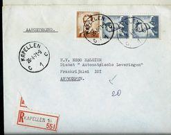 Doc. De KAPELLEN - C 1 C - Du 26/04/71 En Rec.  (E) - Postmark Collection
