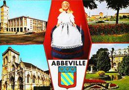 Carte Postale - Poupée Doll  Abbeville   Pèle Mèle - Poupées