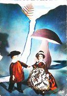 Carte Postale - Poupée Doll  Provinces  Par Theojac   Le Limousin  Champignon - Dolls