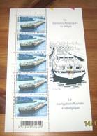 3880 XX In Vel - De Binnenscheepvaart In België** - La Navigation Fluviale En Belgique. Plaatnummer 1 - Panes