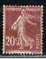 4F 011 // YVERT 139  // 1907-24 - Francia