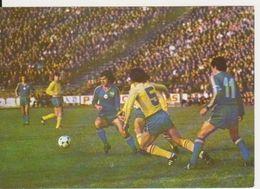 FOOTBALL GAME ROMANIA POSTCARD UNUSED - Roumanie