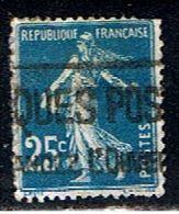 4F 015 // YVERT 140 III  // 1907-24 - Francia