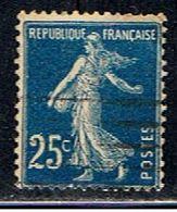 4F 016 // YVERT 140 III  // 1907-24 - Francia