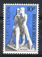 BELGIQUE. N°1708 De 1974 Sans Gomme. Sculpture. - Europa-CEPT