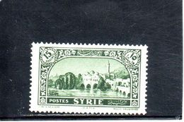SYRIE 1930-6 ** - Syria (1919-1945)